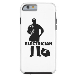 Electrician Tough iPhone 6 Case