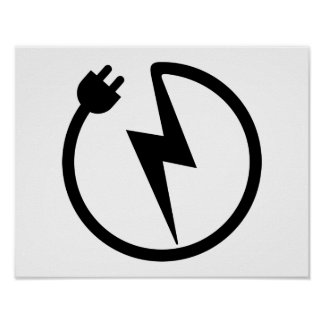 Electrician wire poster