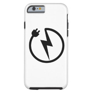 Electrician wire tough iPhone 6 case
