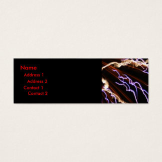 Electricity !!...Business Card