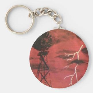 Electricity Keychain