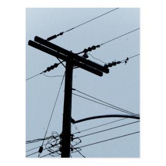 Electricity Postcard