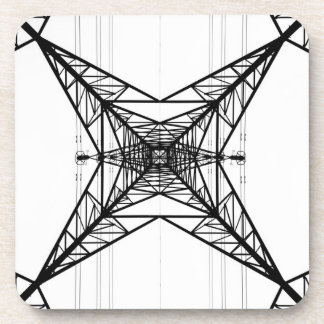 Electricity Pylons Cork Coasters