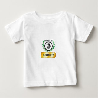electricity tesla baby T-Shirt