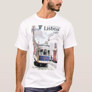 Eléctrico, Lisboa 2007 T-Shirt