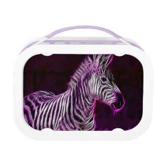 Electrified Zebra Lunchboxes
