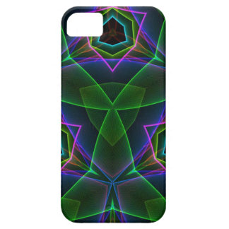 Electrifying Fluorescent Linear Abstract iPhone 5 Case