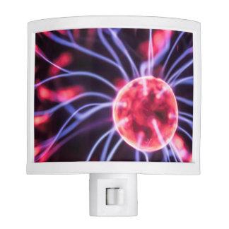 Electrifying Plasma Night Light