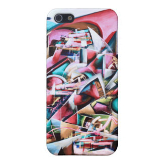 Electro-Jazz-Funk Case For The iPhone 5