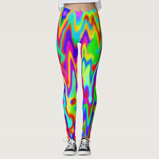 Electrocolourgram Leggings