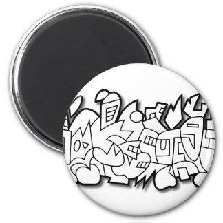 Electrofish 2 Inch Round Magnet