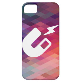 Electromagnetic Magnets Pictograph Case For The iPhone 5