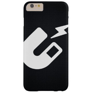 Electromagnetic Magnets Pictograph Barely There iPhone 6 Plus Case