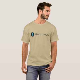 Electroneum Cryptocurrency T-Shirt
