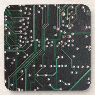 Electronic Circuit Board Coaster