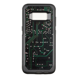 Electronic Circuit Board OtterBox Commuter Samsung Galaxy S8 Case