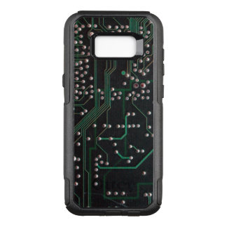 Electronic Circuit Board OtterBox Commuter Samsung Galaxy S8+ Case