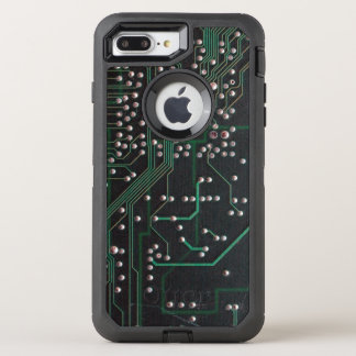 Electronic Circuit Board OtterBox Defender iPhone 8 Plus/7 Plus Case