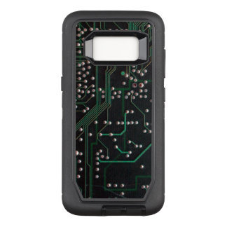 Electronic Circuit Board OtterBox Defender Samsung Galaxy S8 Case