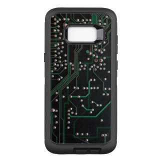 Electronic Circuit Board OtterBox Defender Samsung Galaxy S8+ Case