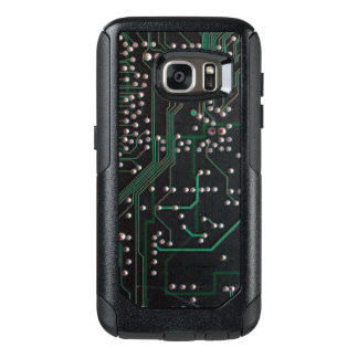Electronic Circuit Board OtterBox Samsung Galaxy S7 Case