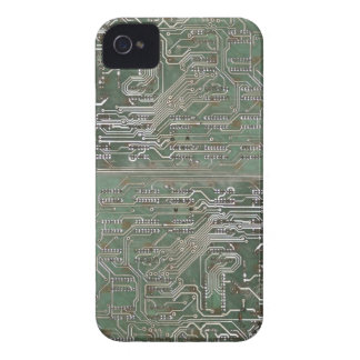 Electronic Circuit iPhone 4 Case