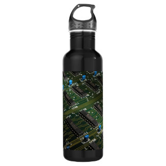 Electronic Geekery 710 Ml Water Bottle