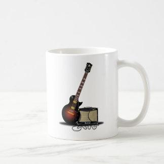 Electronic Guitar Coffee Mug
