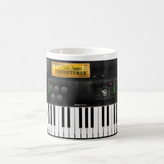Electronic Keyboard Magic Mug