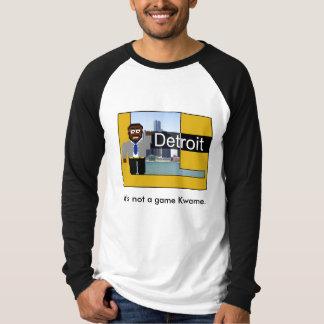 Electronic Kwame Tee Shirt