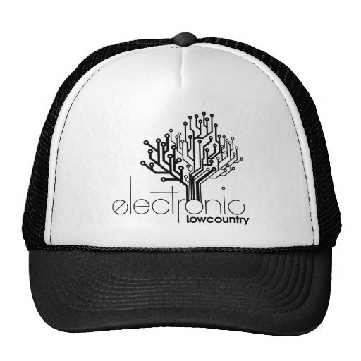 Electronic Low Country Mesh Hat