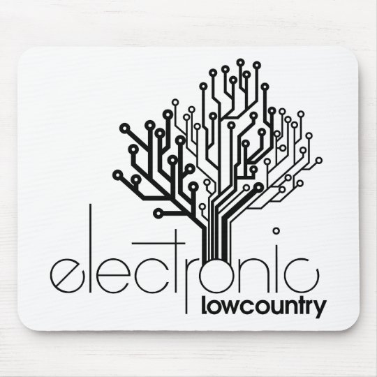 Electronic Low Country Mouse Pad