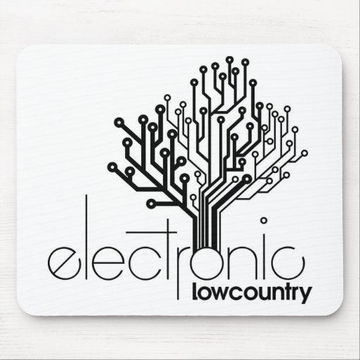 Electronic Low Country Mousepads