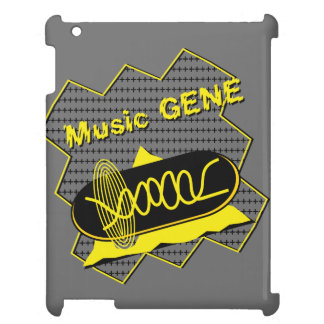Electronic Music Design iPad Cases