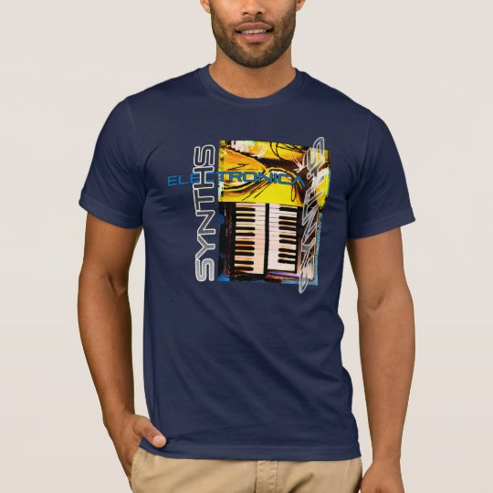 Electronica Synths Shirt