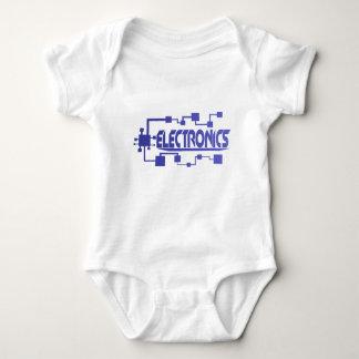 Electronics Baby Bodysuit