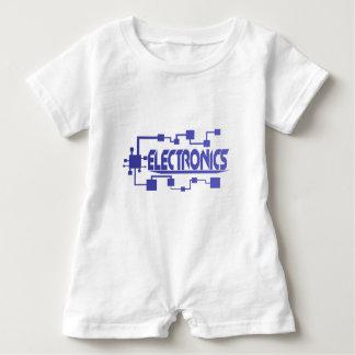 Electronics Baby Romper