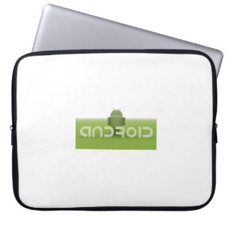 Electronics Bag with Android Logo