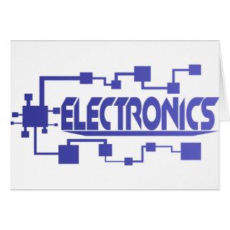 Electronics Card