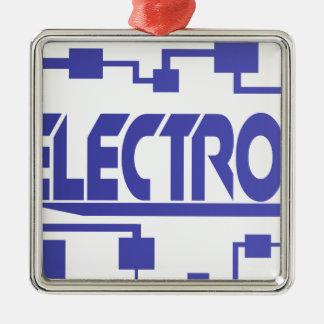 Electronics Metal Ornament