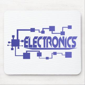 Electronics Mouse Pad