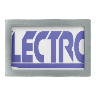 Electronics Rectangular Belt Buckles