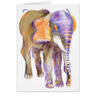 Elefante Card