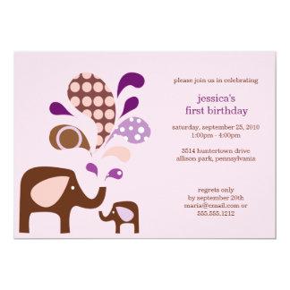 elefun birthday card