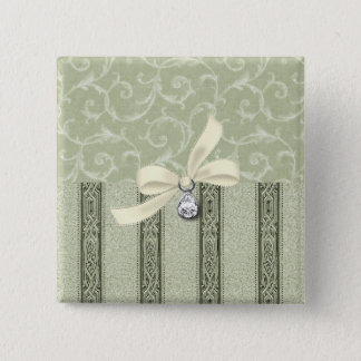Elegan- Square Buttons: The Elegance Collection 2 Inch Square Button