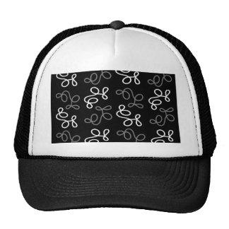 Elegance - gray trucker hat