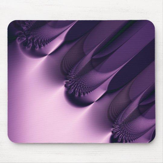 Elegance I · Fractal Art · Purple Mouse Pad
