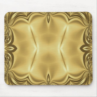 Elegance In Gold Mouse Pad