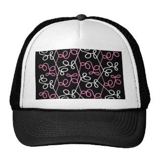 Elegance - pink trucker hat