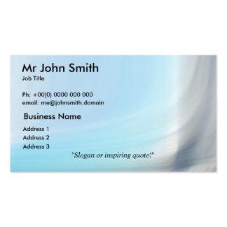 Elegant 13 pack of standard business cards